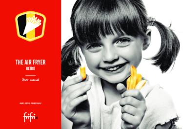 Frifri – Airfryer Retro – Instruction manual