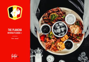 Frifri – Plancha Reverso – Instruction manual